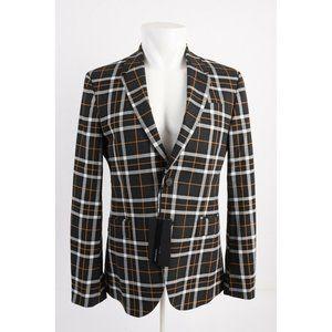 Zara Mens Suit Jacket Blazer US 38 EU 48 Black